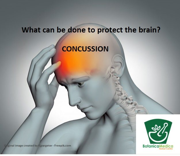 Botanica Medica Herbal Centre - Concussion - What can be done to